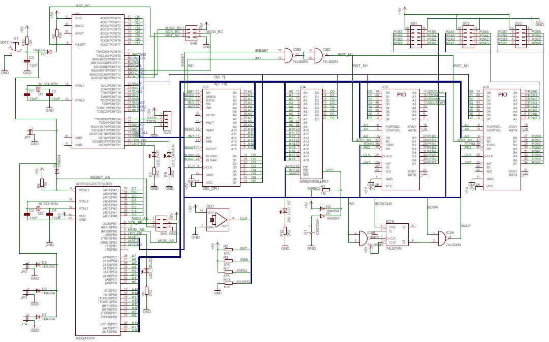 Ziemlich Pc Schaltplan Fotos - Elektrische Schaltplan-Ideen ...